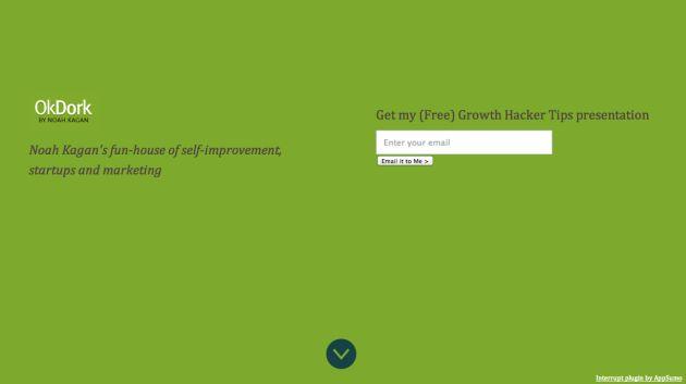 Hogyan növeltem 300%-al a honlapom átalakításával a regisztrációk számát?