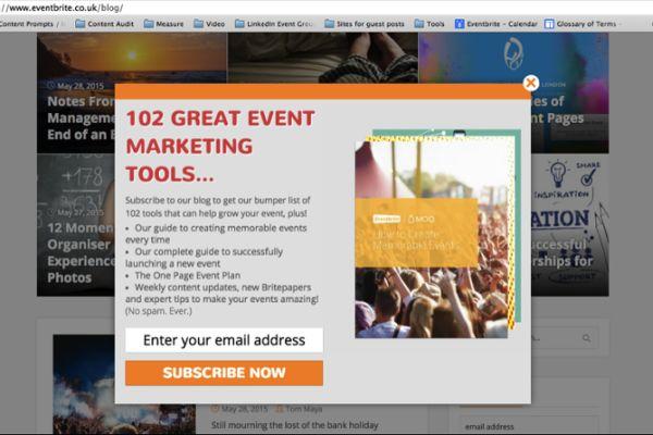 5 kipróbált eszköz e-mail lista növeléshez