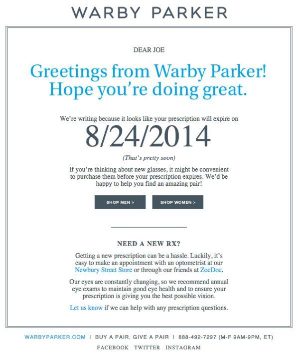 12 kiváló e-mail marketing példa (és az is, miért olyan jók)