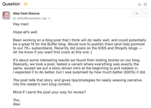 """Hogyan írjunk tökéletes """"hideg"""" e-mailt: 5 pont, amit fontolj meg küldés elõtt"""